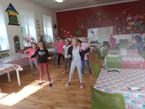 ŠD II. oddělení - taneční odpoledne